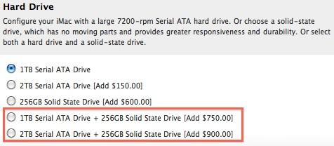 iMac Dual Drives